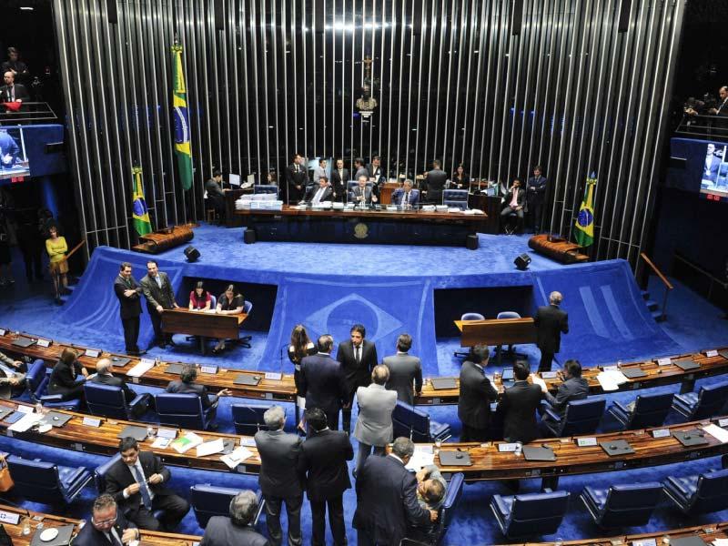 Senadores aprovaram a MP 871 sem alterar nada no texto que passou pela Câmara dos Deputados