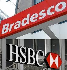 Bradesco e HSBC divulgam aprovação da transferência do controle das operações do HSBC Brasil para o Bradesco