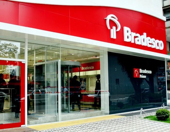 O Bradesco registrou alta de 13,4% no lucro líquido de 2018 em comparação com o valor apurado no ano anterior