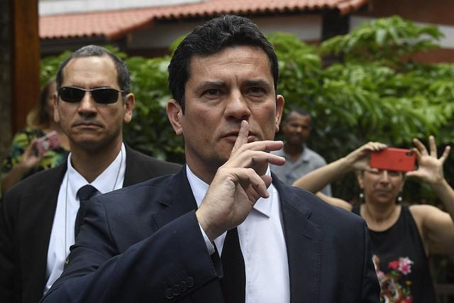 """CNJ deve julgar representações contra juiz por conta de sua atuação na Lava Jato e atividades """"político-partidárias"""" / Foto: AFP"""
